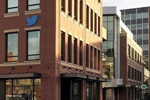 Twitter Building Mixed Use