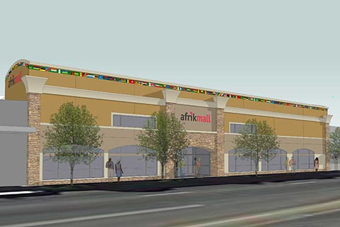 Afrikmall Mixed Use